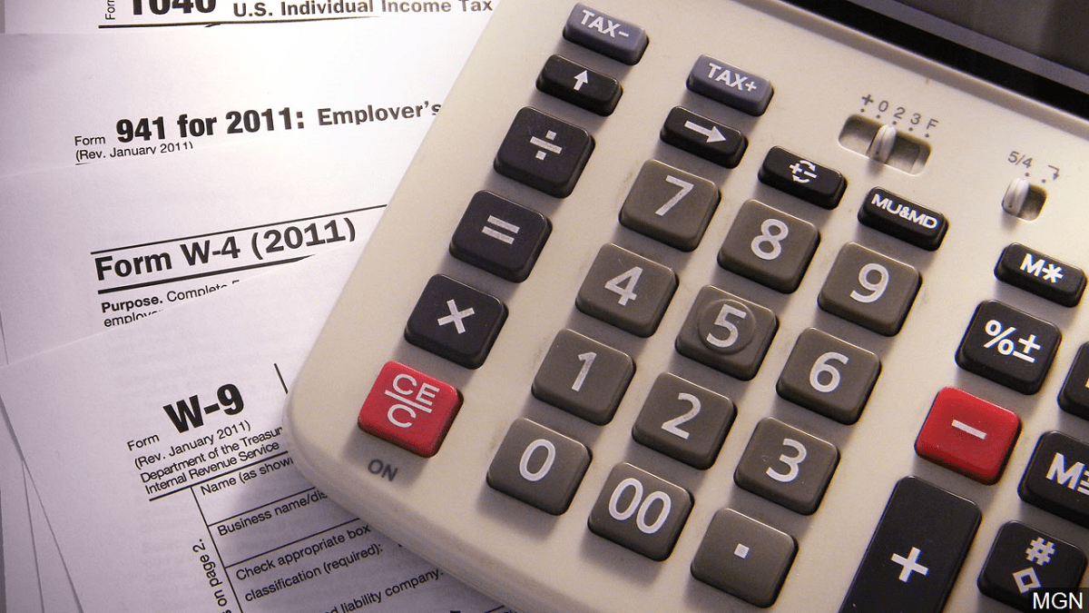 Federal (But Not State) Individual Income Tax Returns Due Monday, May 17