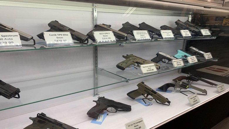 Number of civilian gun applications approved in Md. increases