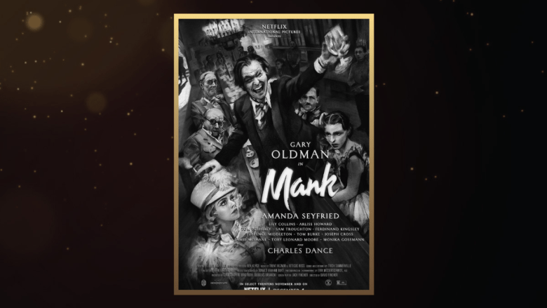 Cinematography--Mank