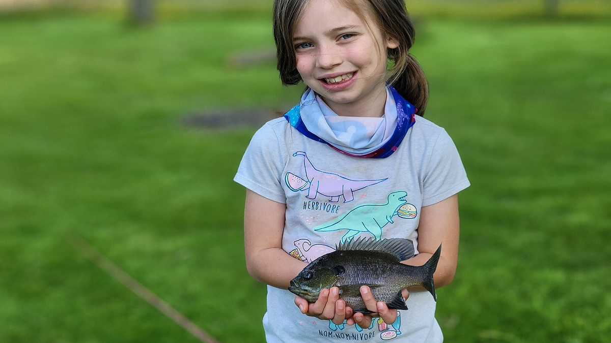 Maryland Fishing Report for June 11, 2021