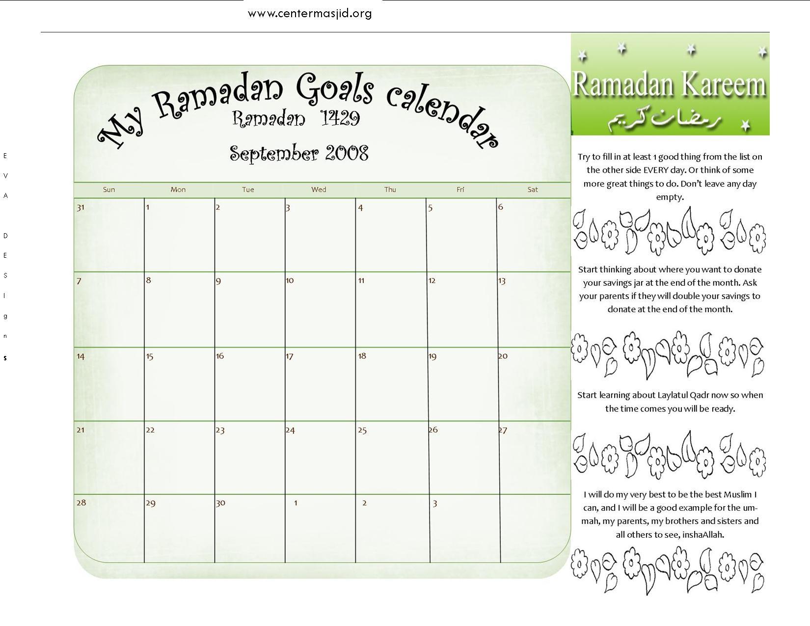 Ramadan Diary 08 Week One Has Passed
