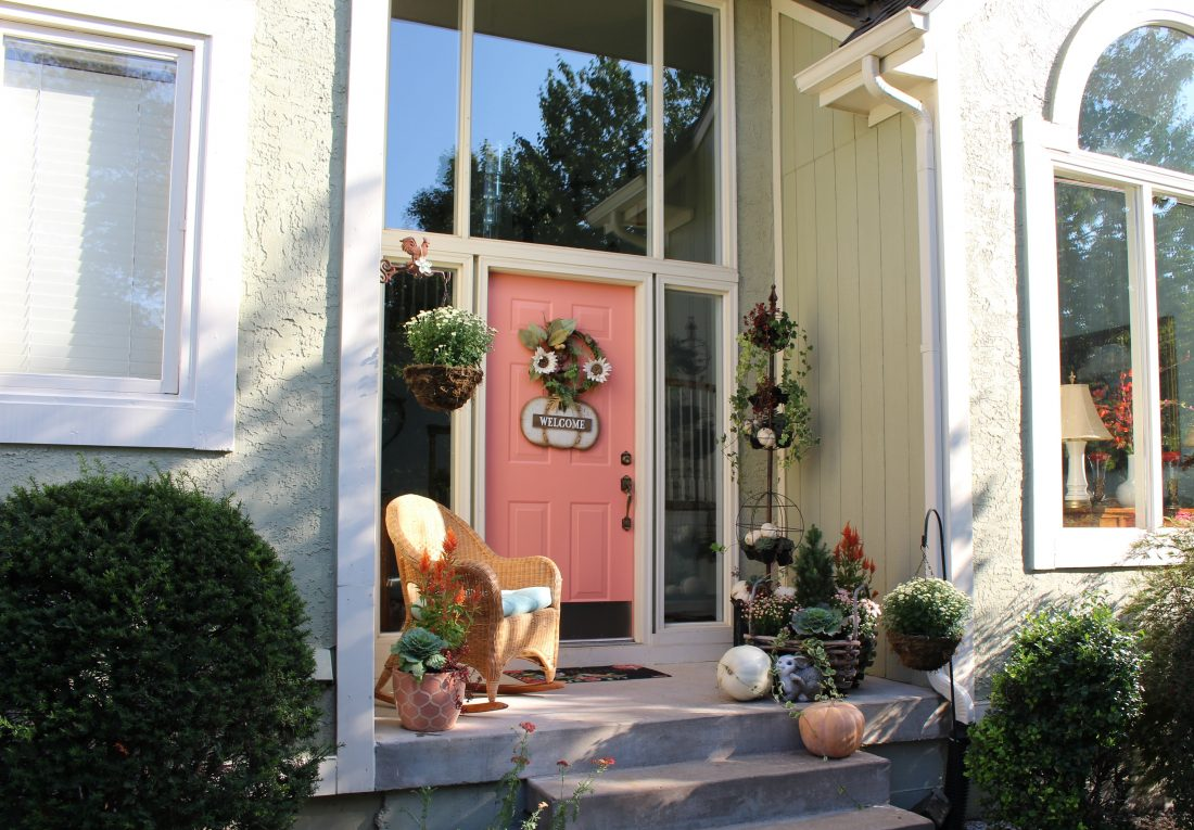 Fall Decor Ideas for the Front Porch