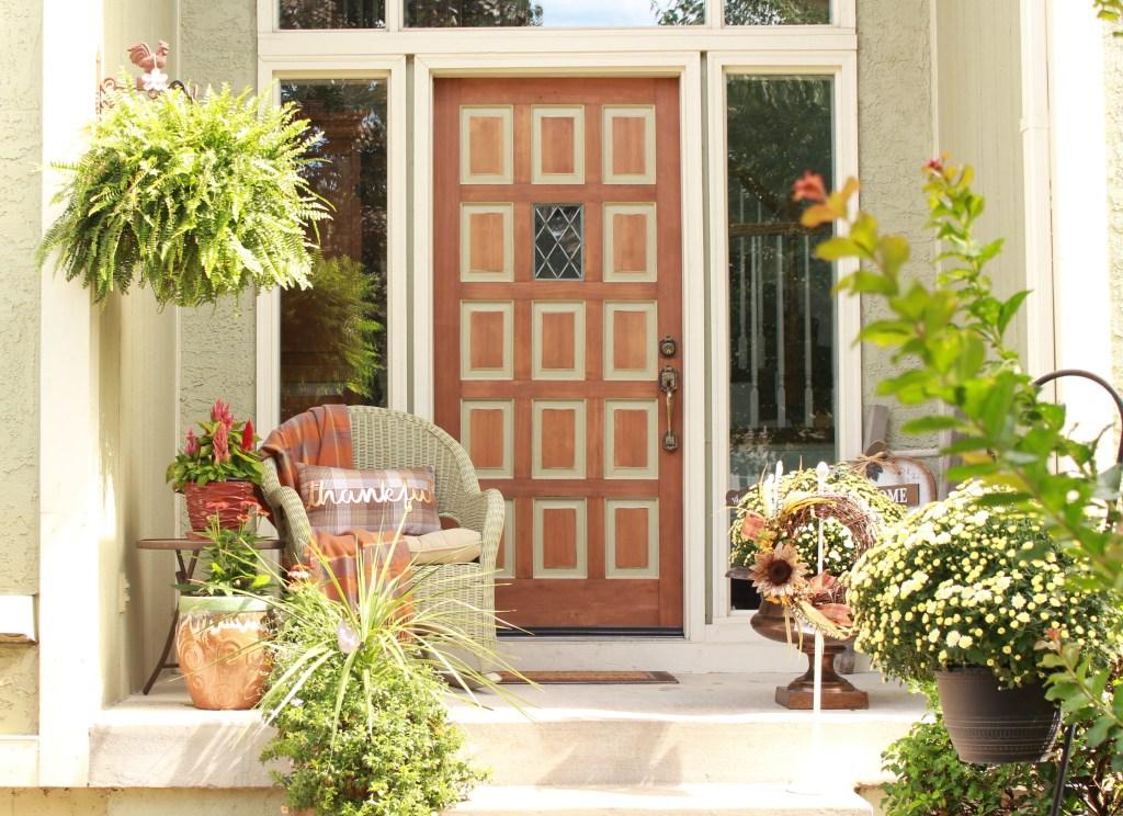 How to Refinish a Vintage Front Door