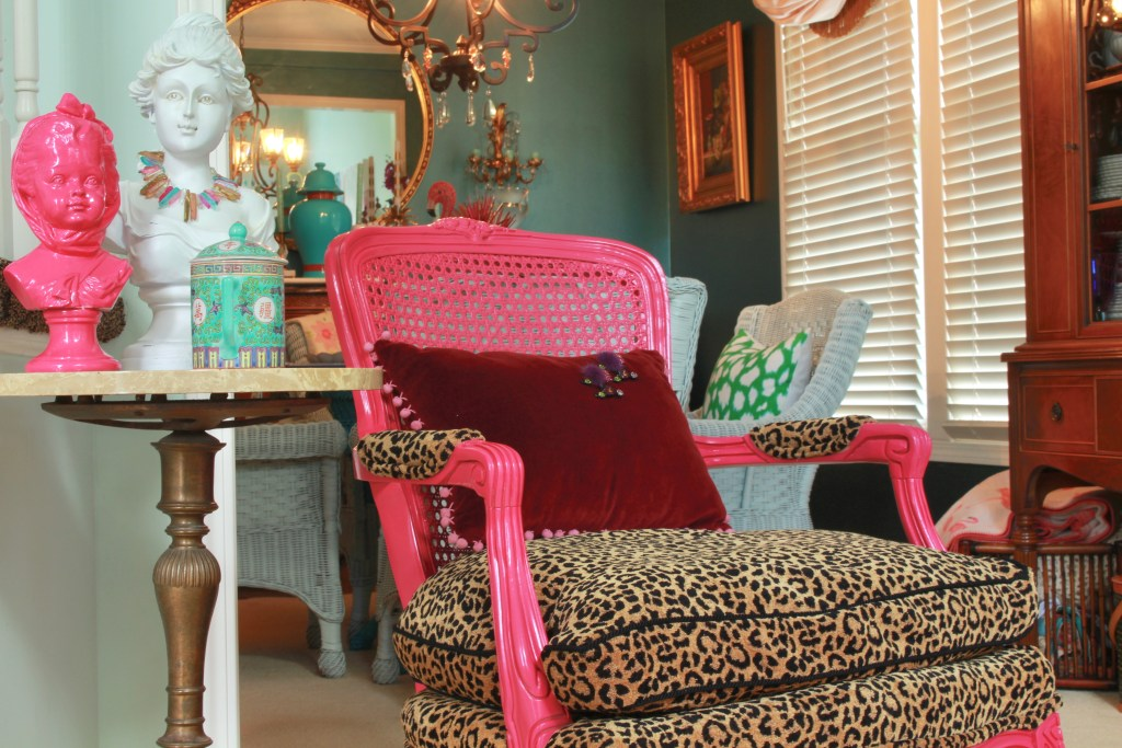 DIY Lacquer Chair