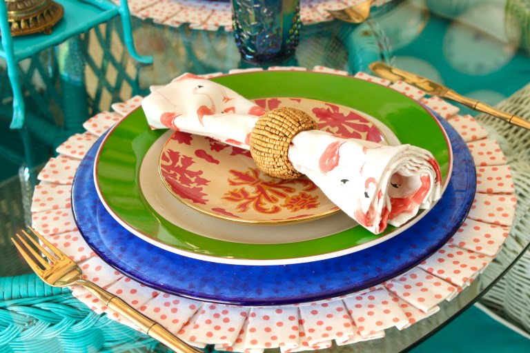 Simple Everyday Table Setting