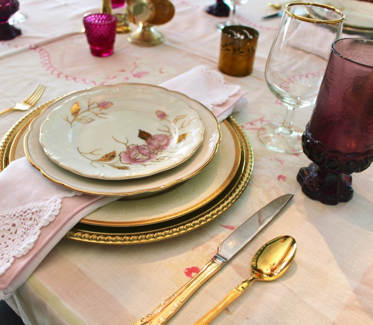 Mix and Match Table Settings