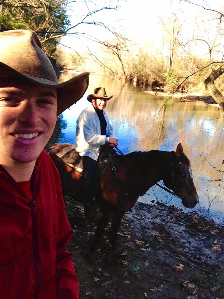 Horseback Ride in Fall