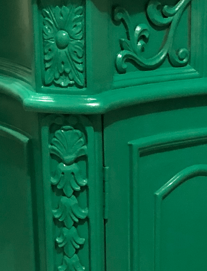 Lacquered Furniture - Green