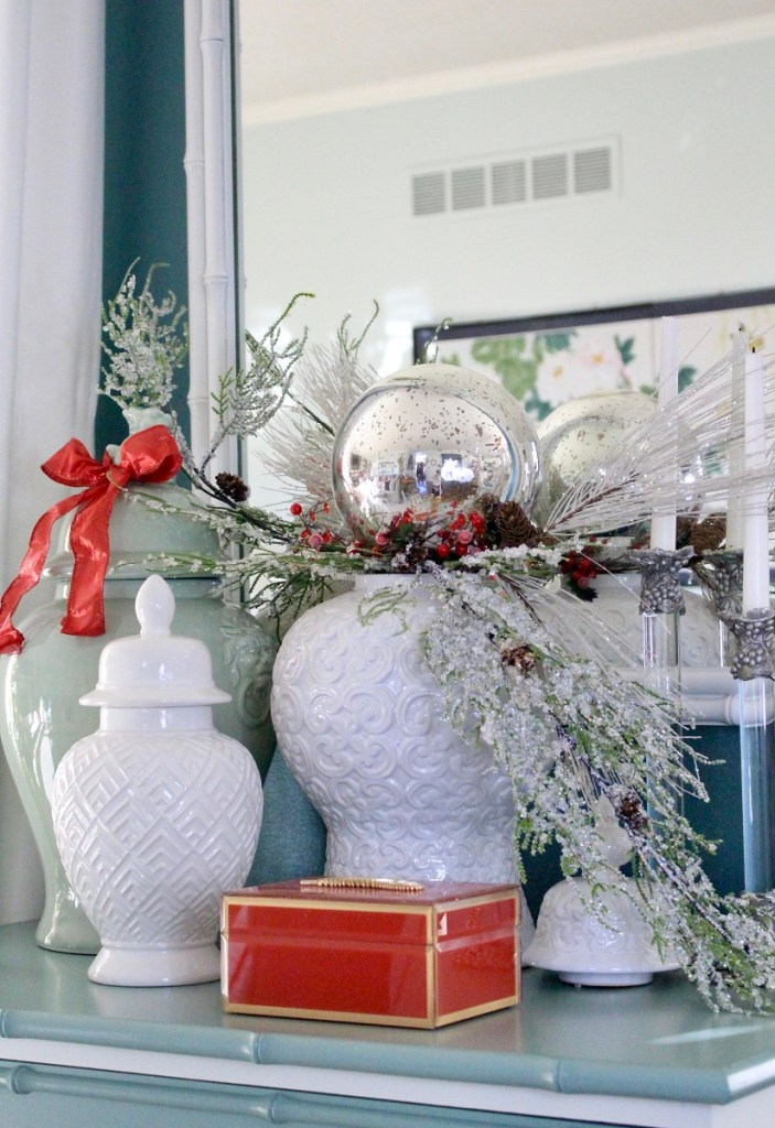 Chinoiserie Decor Christmas Ideas