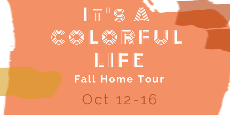 Graphic for Fall Home Tour