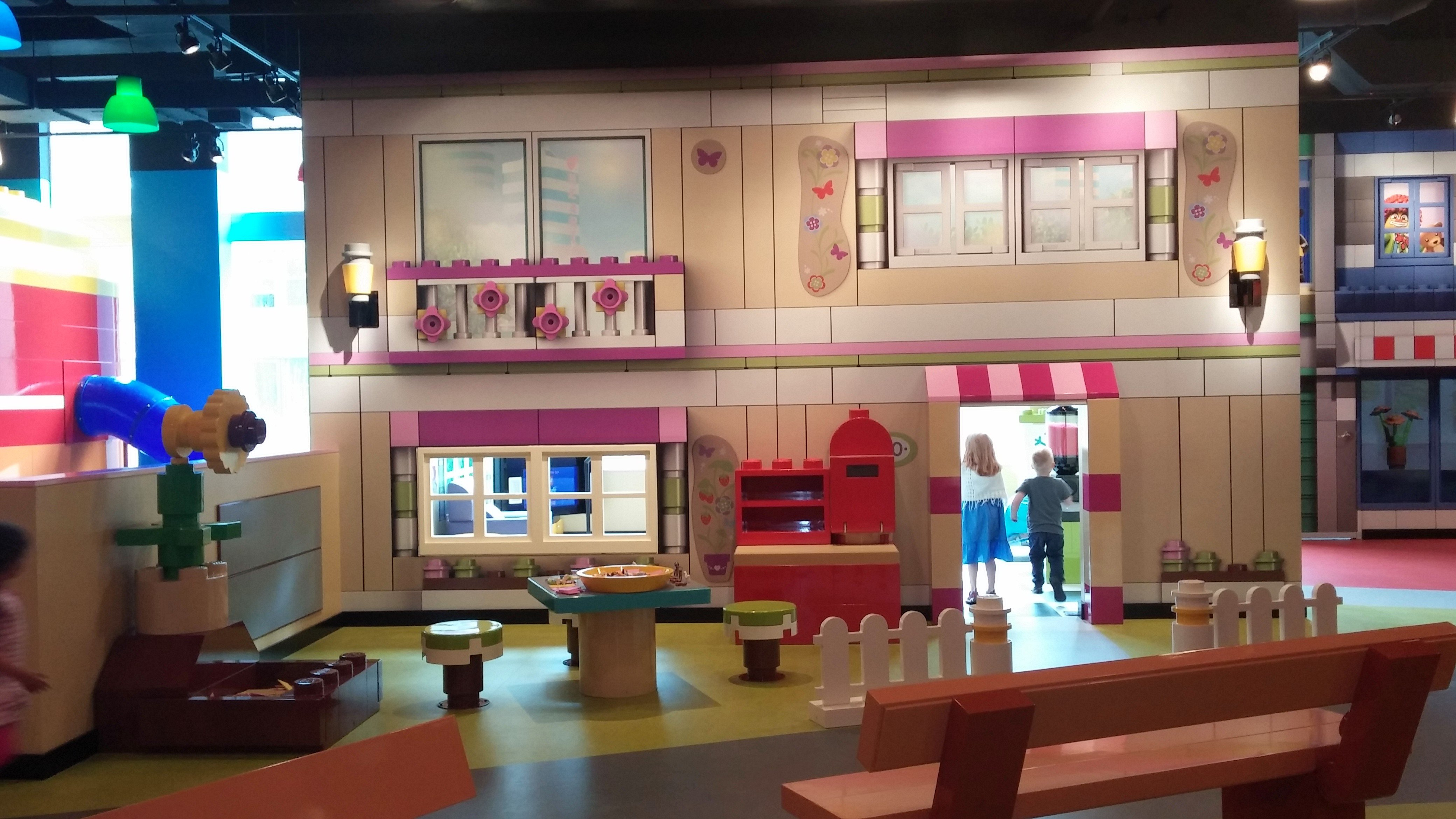 LEGOLAND Discovery Center Boston Review Part 2  New