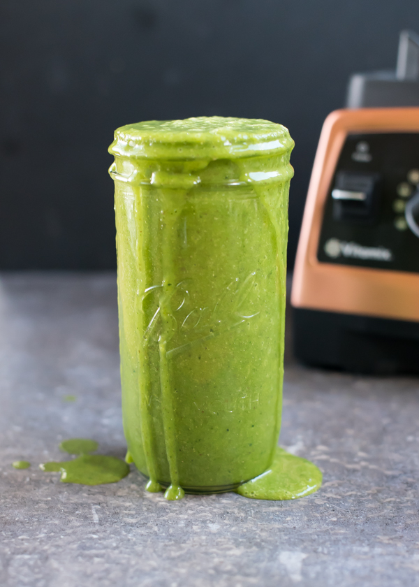 Detox Super Greens Smoothie