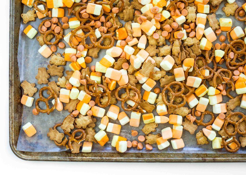 Pumpkin Spice Trail Mix