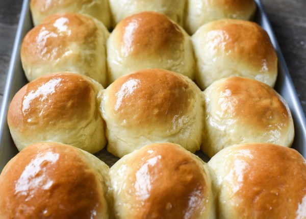 The Best 45-Minute Holiday Dinner Rolls