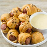 Everything Bagel Pigs in a Blanket