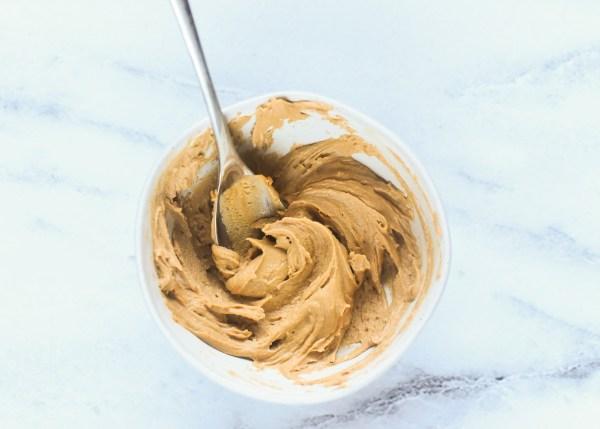 """3 Ingredient Peanut Butter Protein """"Buckeyes"""""""