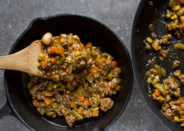 45-Minute Skinny Shepherds Pie