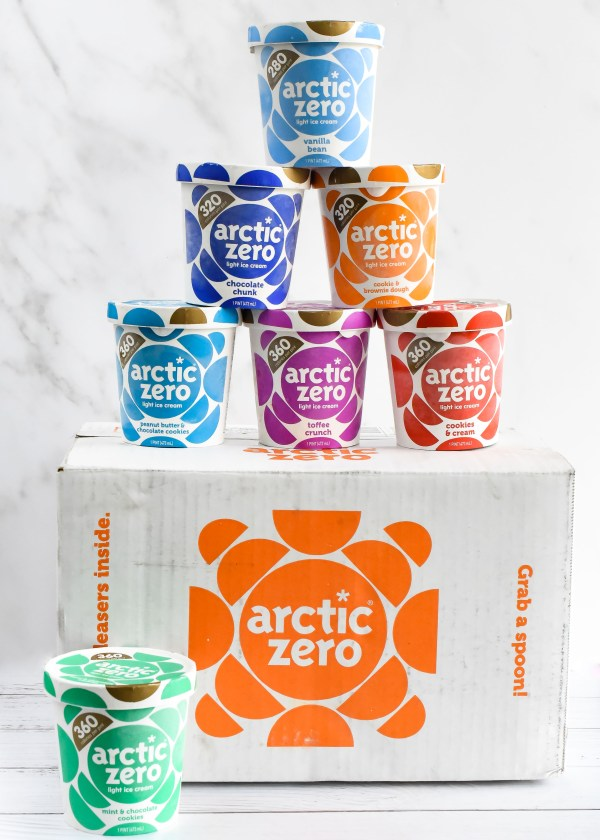 Arctic Zero New Light Ice Cream Review