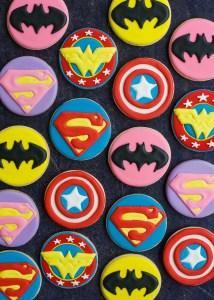 super hero birthday party 2018