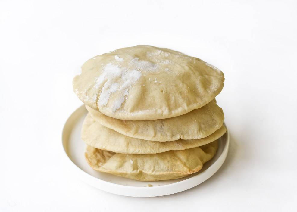 1-Hour Homemade Pita Bread
