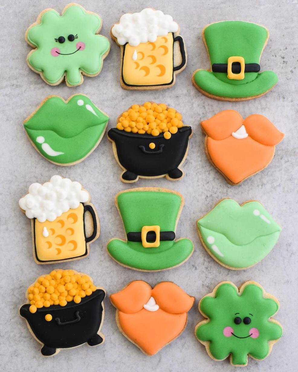 st pattys day minis