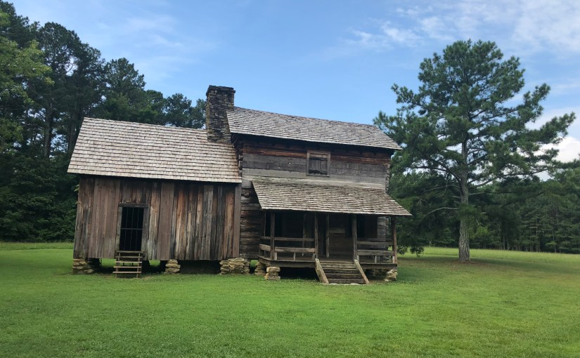 Family fun and a history lesson in Calhoun, Ga. for less than $20