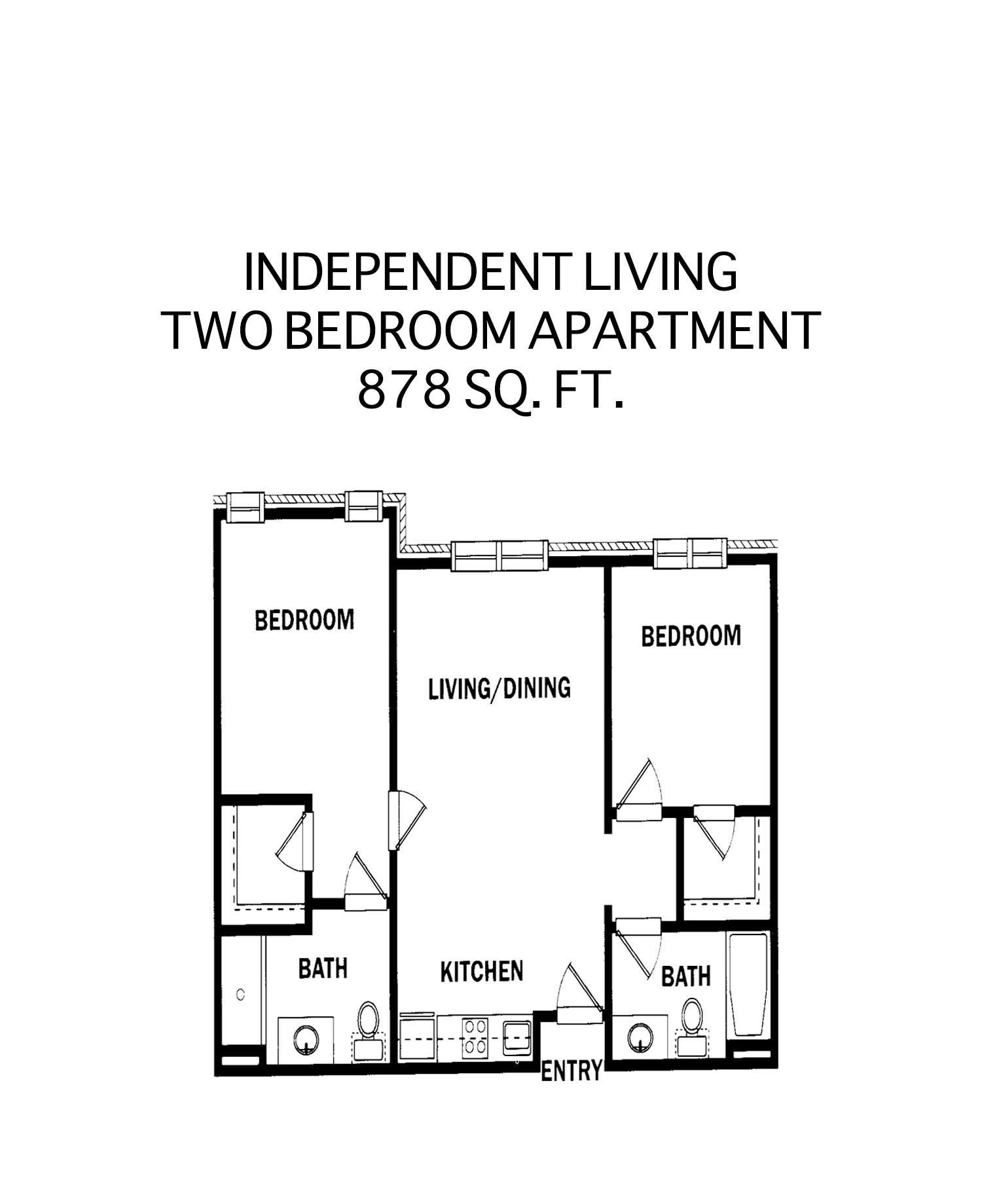 Independent Living at Southern Plaza Retirement Community