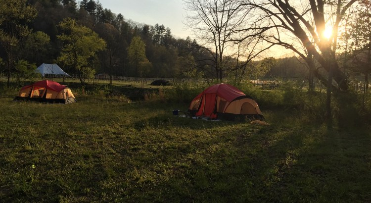 Best Campgrounds in the North Georgia Mountains