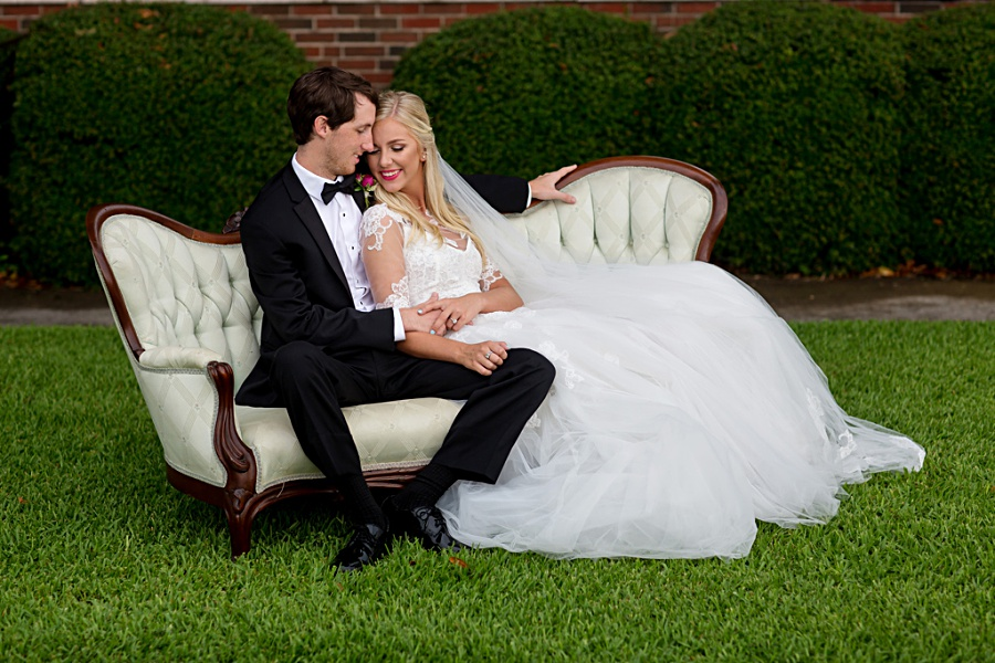 Meridian Mississippi Wedding by Followell Fotography