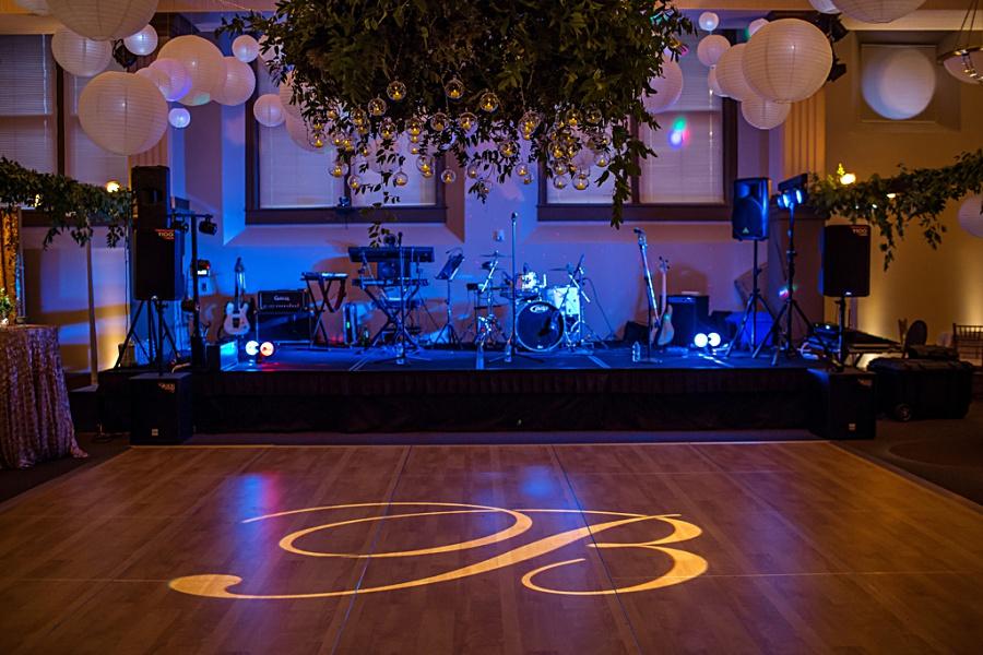 MSU Riley Center Wedding Meridian Mississippi