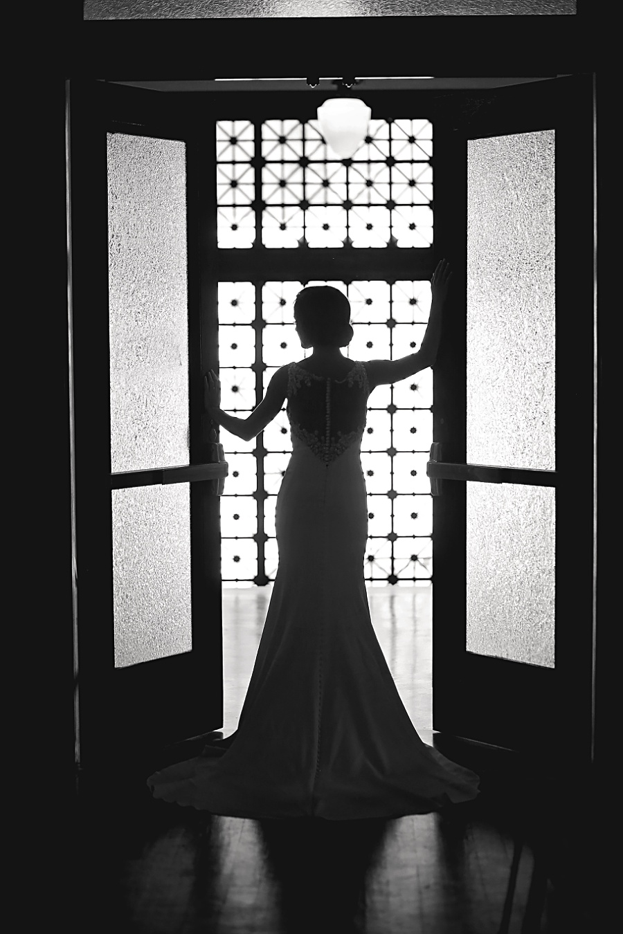 bridal portraits at city hall meridian mississippi