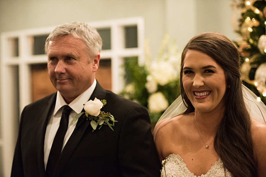 Meridian Mississippi Wedding at The Riley Center