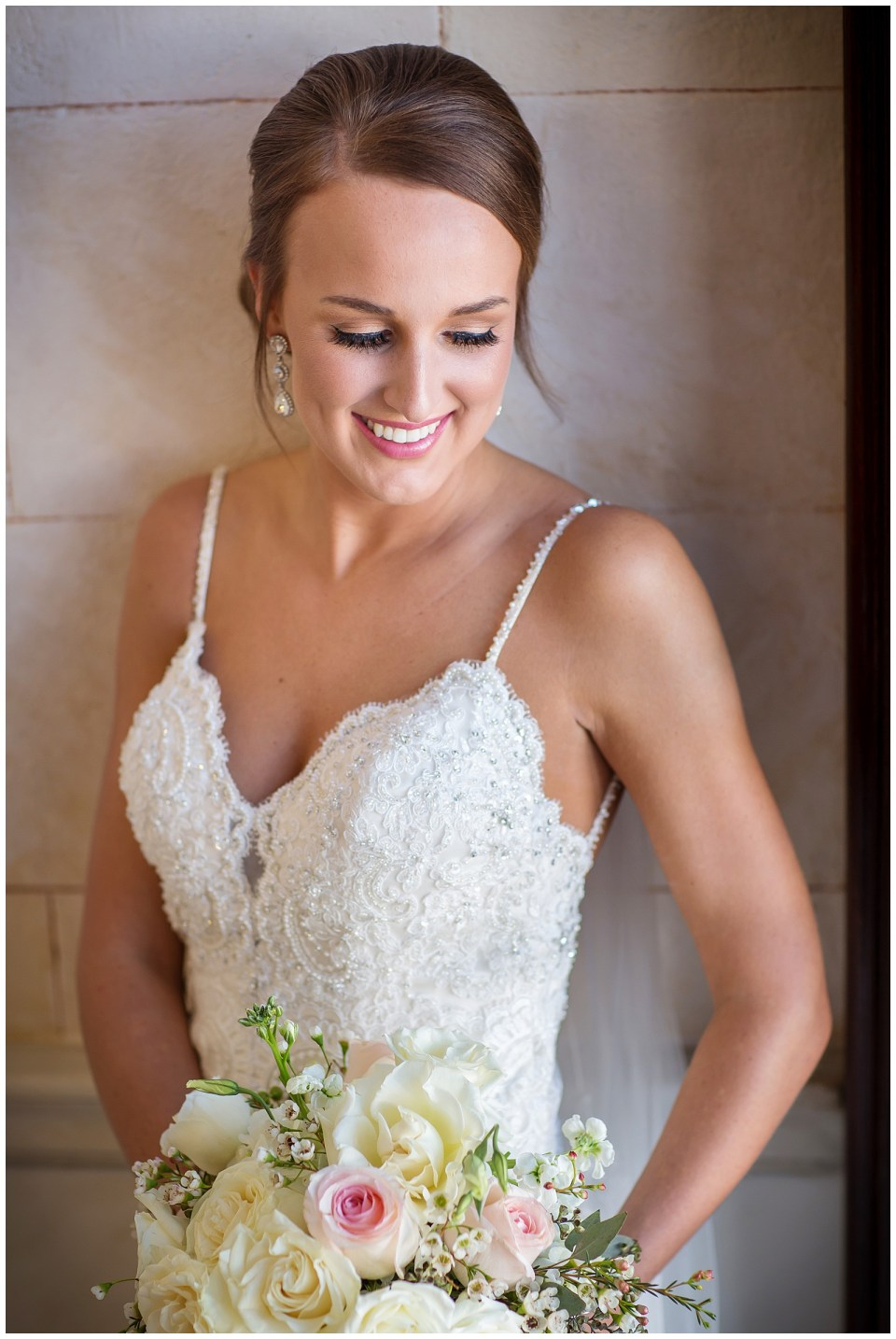 Meridian City Hall Bridal Portraits