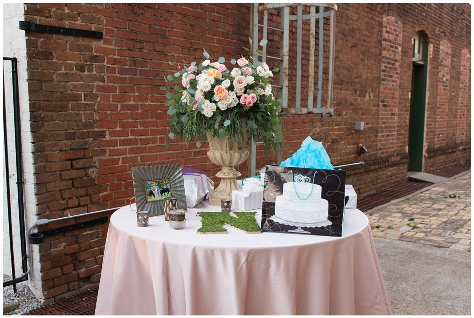 Soule Steam Feed Works Wedding