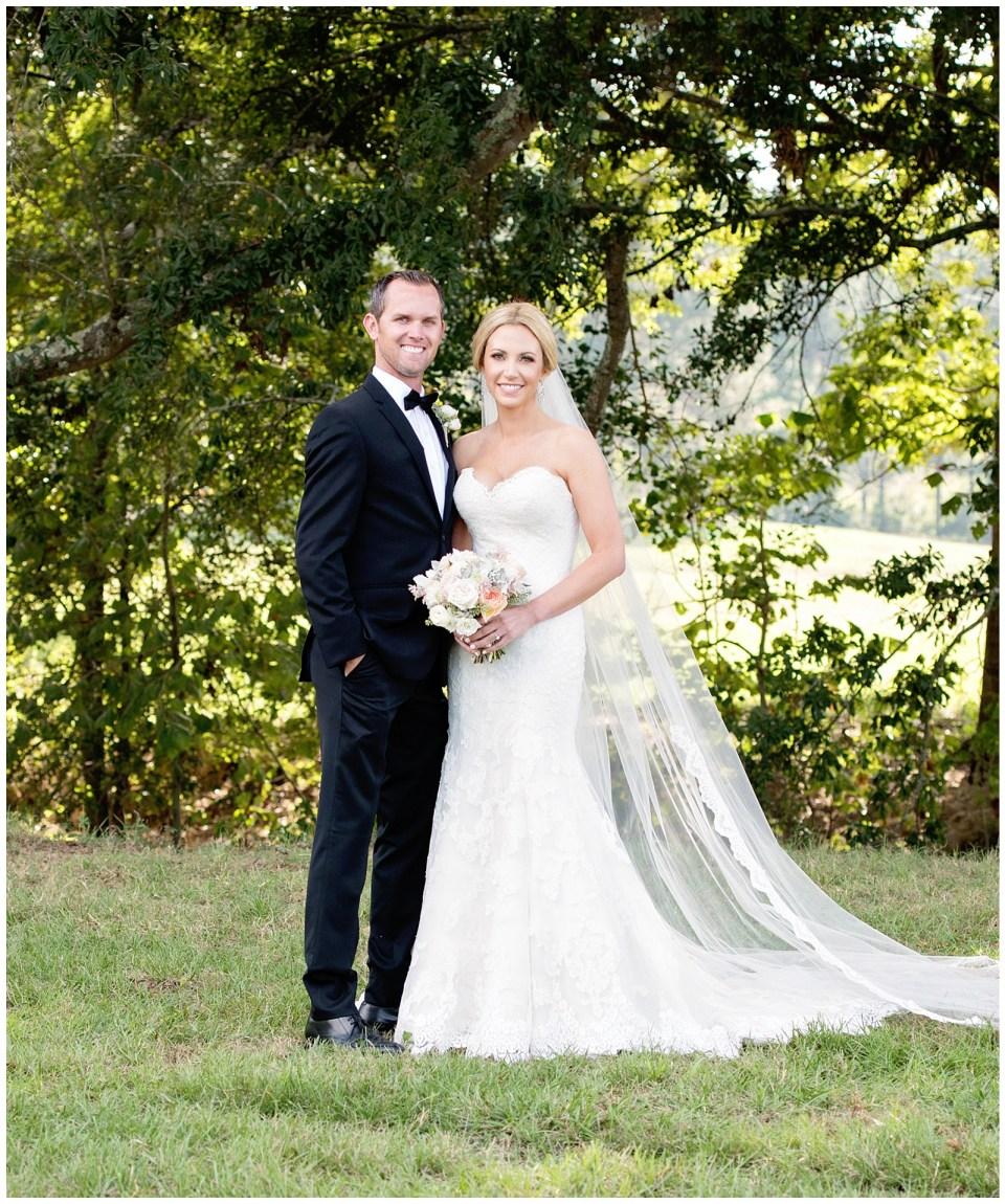 Outdoor Mississippi Wedding
