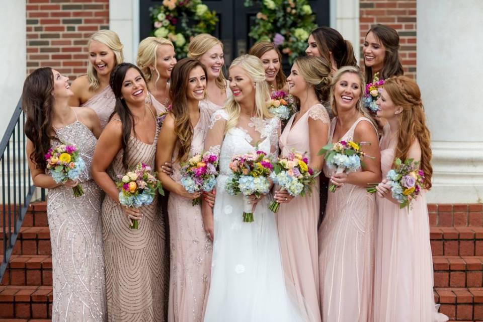 Mississippi Bridesmaids Dresses