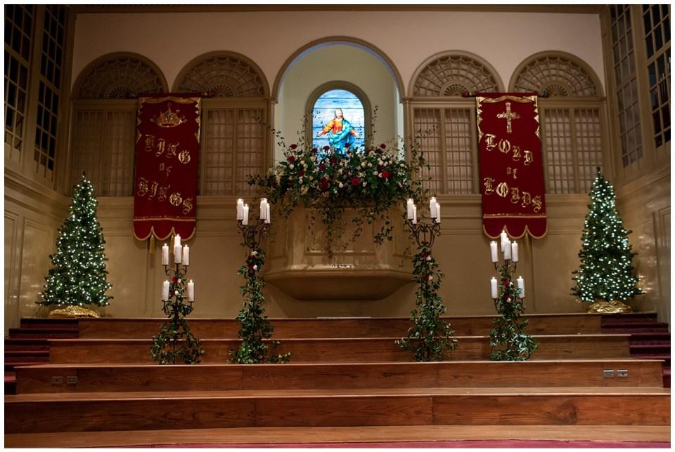 Mississippi Christmas Wedding