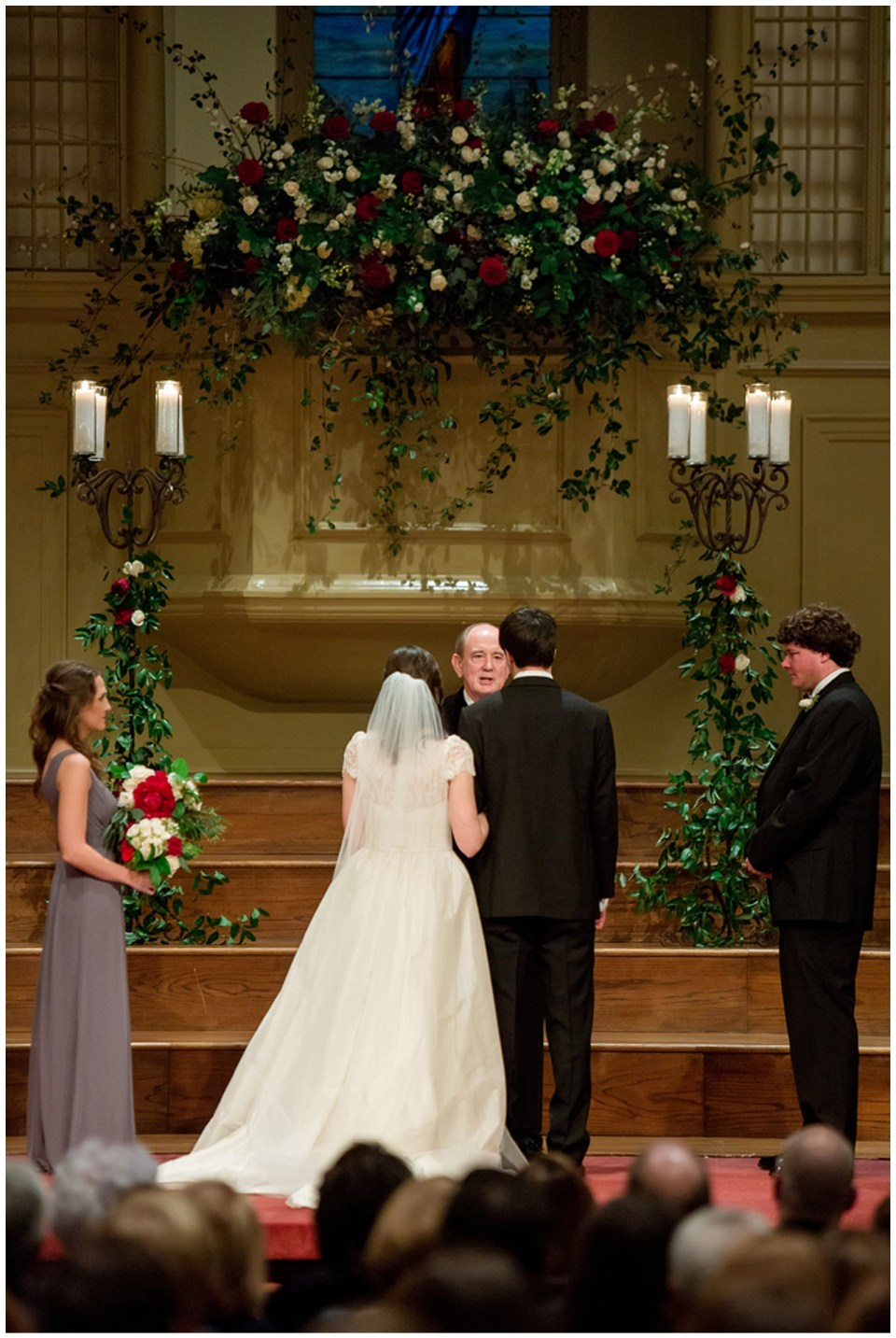 Mississippi Christmas Wedding
