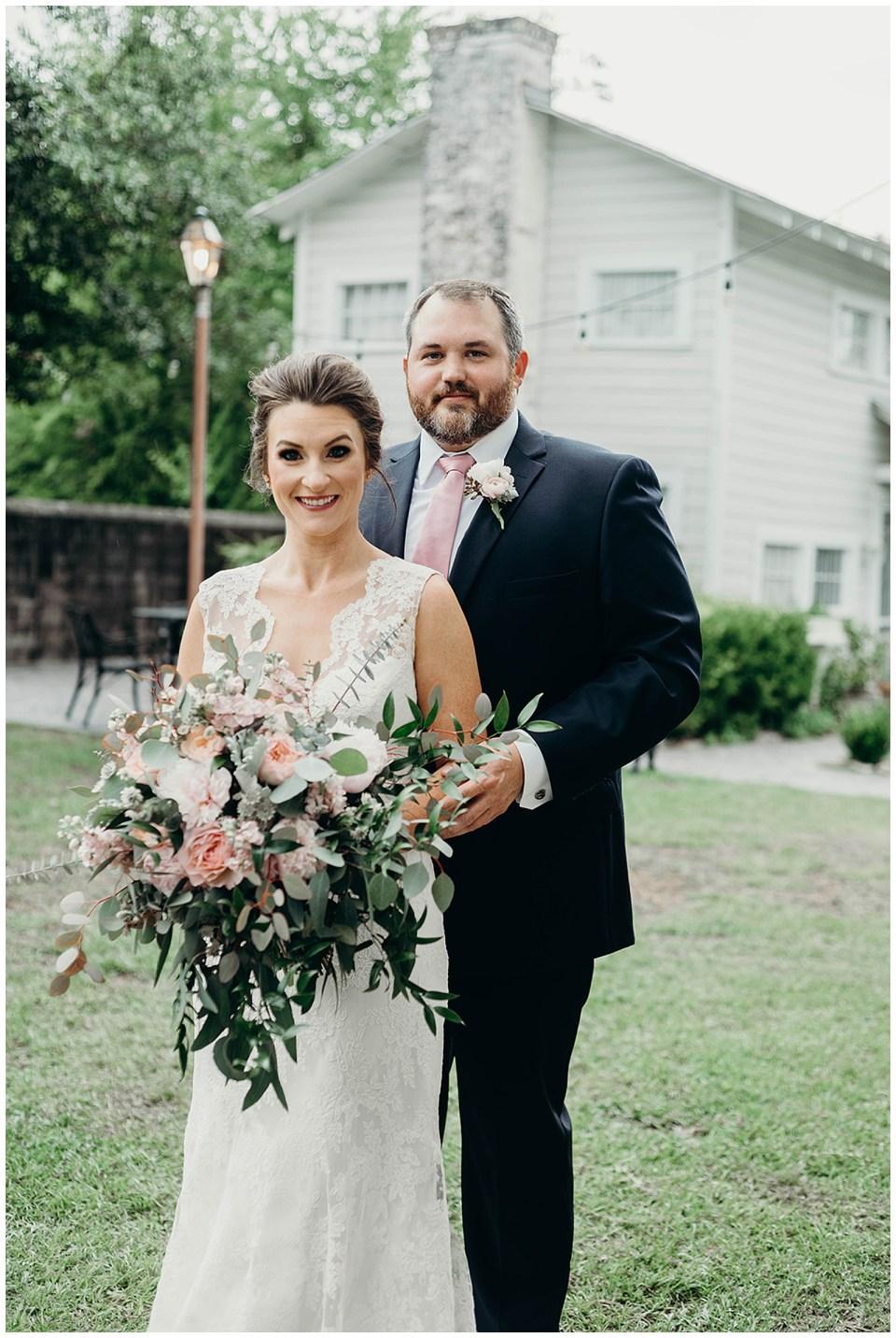 Hattiesburg MS Wedding