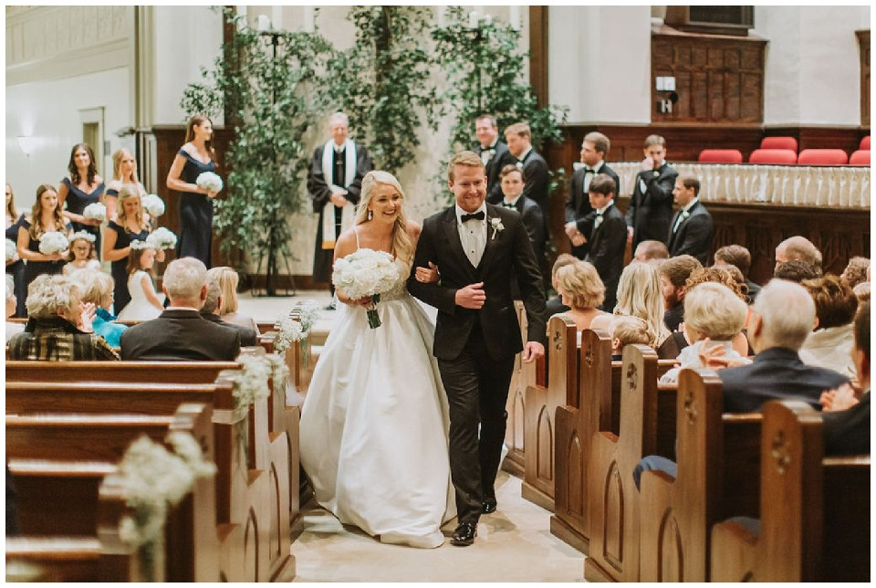 Meridian Mississippi Wedding at The Max