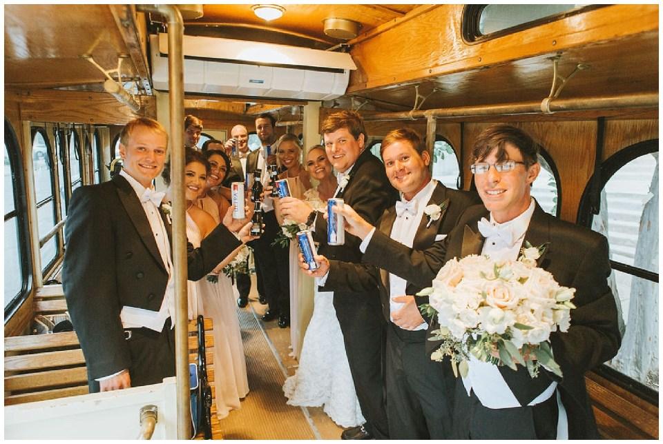 Meridian MS Wedding Central United Methodist + Northwood Country Club