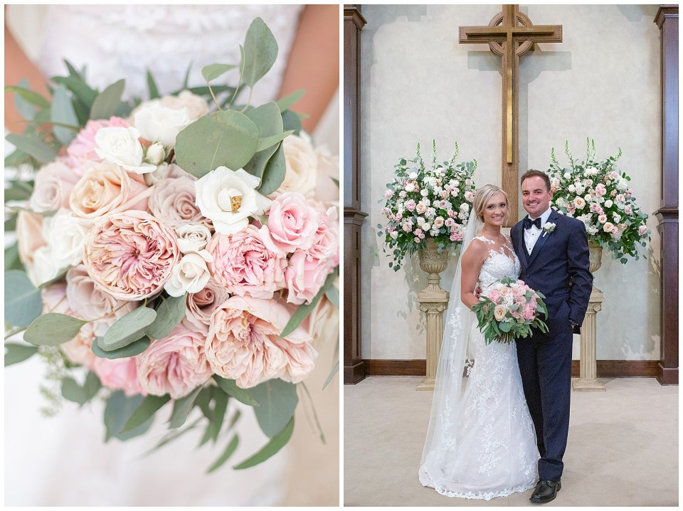 A Meridian, MS Wedding at The Max + First Presbyterian