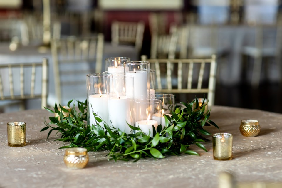 Meridian Mississippi Fall Wedding