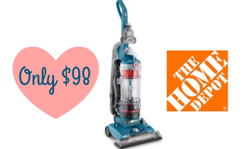 Hoover WindTunnel Vacuum For $98 Shipped