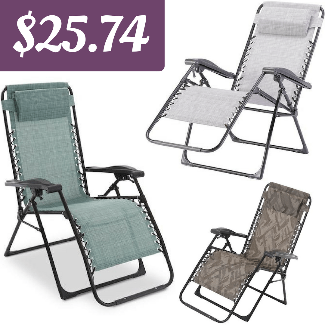 Kohls Folding Chairs Kohl S Coupon Code Antigravity Chair For 25 74 Southern Savers
