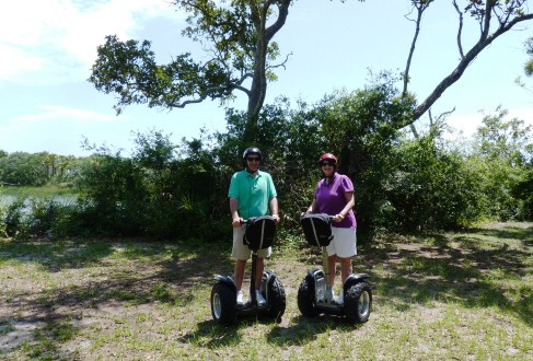 our segways