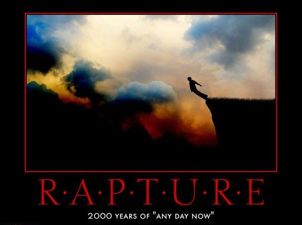 Rapture Still Waiting