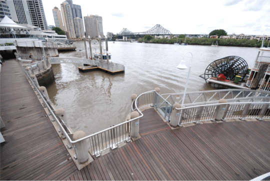 Southern Stainless - Brisbane City Reach Riverwalk-Image 4