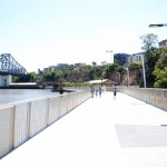 Stainless Commercial Project, Brisbane New Farm Riverwalk