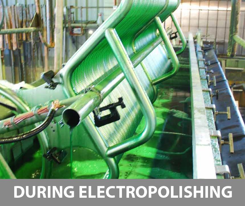 Electropolishing Service Gold Coast and Brisbane